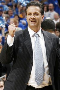 John Calipari has been contacting supporters of UK Athletics