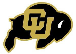 University of Colorado Buffaloes Logo