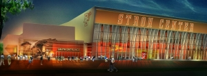 BGSU is set to break ground on the Stroh Center.